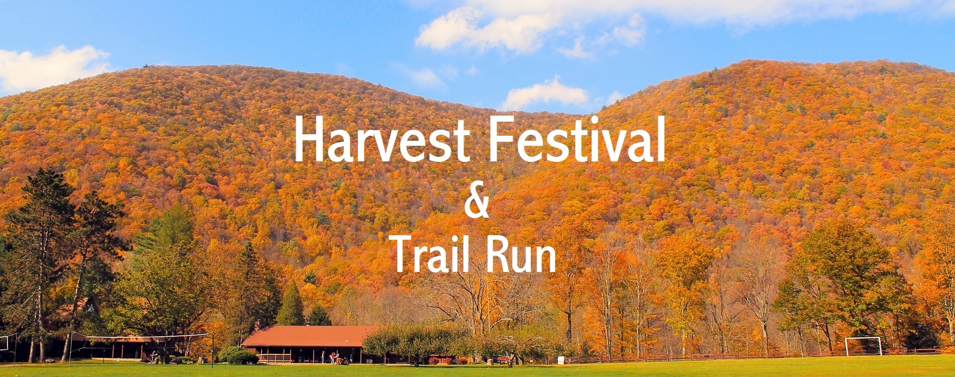 Harvest Fest and 5K Trail Run